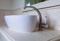 Szczegół łazienka fotografia stock
