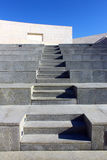 Szczegół Amfiteatr przy Lisbon, Portugalia Zdjęcia Stock