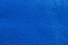 Błękitna tkanina Zdjęcia Royalty Free