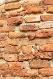szczegół ceglane ściany Zdjęcia Stock