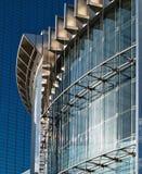 Szczegół, COEX handel światowy i Powystawowy Centre, Seul zdjęcie stock