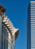 Szczegół, COEX handel światowy i Powystawowy Centre, Seul fotografia stock