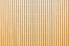 Szczegół drewniana ściana na słonecznym dniu Obraz Stock
