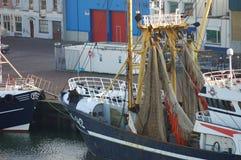 fisherboat Zdjęcia Royalty Free