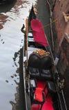 szczegół gondola Zdjęcie Royalty Free