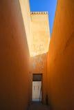 Szczegół Hawa Mahal pałac wiatry, Jaipur Fotografia Royalty Free