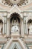 szczegół kopuła Florence Zdjęcia Stock