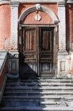 Szczegół Krutitsy Patriarchalny Metochion Fotografia Royalty Free