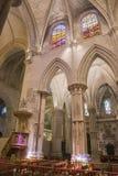 Szczegół krypta katedra Nasz dama gracja Juli i święty Fotografia Royalty Free