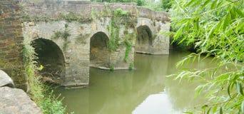 Szczegół most obrazy stock