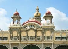 Szczegół Mysore Pałac, India, Obrazy Stock