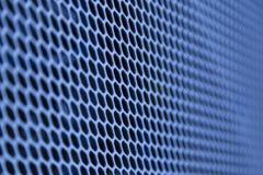 Szczegół na metalu grille Obrazy Stock
