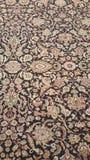 Szczegół Orientalny Dywanowy projekta tło Obraz Royalty Free