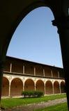 Szczegół Santa Croce kościół obrazy royalty free