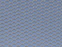 Szczegół sieć od trampoline Obraz Stock
