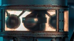 Szczegół teleskop zbiory wideo
