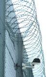 Szczegół więzienie fotografia royalty free