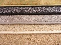 Szczegół wysoka włosiana dywanowa tekstura Zdjęcia Stock