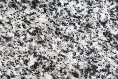 Szczegółowa granit powierzchnia Obraz Stock