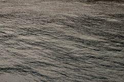 Szczegółowa tekstura woda morska Fotografia Royalty Free