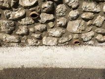 szczegółowe dane dotyczące tworzenia asfalt drogi square ramy dla personelu pusta highway asfaltuje tło widok drogowego odgórnego Fotografia Royalty Free