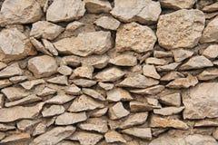 szczegółowe prawdziwe tło bardzo kamień Tło od Wielkich kamieni Beżowy Pusty tło dla Twój projekta, wzory, wzory zdjęcie royalty free