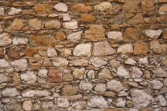 szczegółowe prawdziwe tło bardzo kamień Tło od Wielkich kamieni Beżowy Pusty tło dla Twój projekta, wzory, wzory obrazy stock