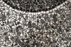 szczegółowe prawdziwe tło bardzo kamień Okrzesany kamienia wzór zdjęcie stock