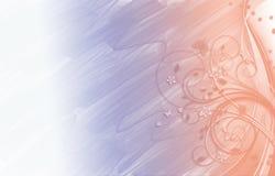 szczegółowy rysunek kwiecisty pochodzenie wektora Zaproszenie, ślub, Papierowych kart Dekoracyjny wzór Granicy, ramy lub kopii pr zdjęcie royalty free