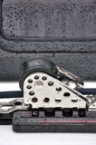 szczegółu łódkowaty pulley Zdjęcie Stock