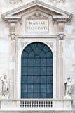 szczegółu Di Duomo Milano strzał Zdjęcie Stock