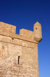 szczegółu essaouira fort Morocco Obraz Stock
