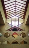 Szczegółu Frank Lloyd Wright Lakeland szkoła wyższa Floryda Południowy zdjęcie royalty free