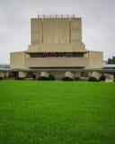 Szczegółu Frank Lloyd Wright Lakeland szkoła wyższa Floryda Południowy fotografia royalty free