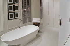 szczegółu kąpielowy pokój zdjęcie royalty free