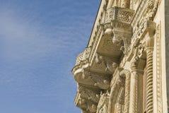 szczegółu kasri kucuksu pałac Zdjęcia Royalty Free
