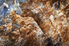 Szczegółu koloru kamienia abstrakcjonistyczny łyszczyk fotografia royalty free