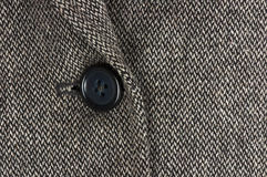 szczegółu kurtki tweed Fotografia Stock