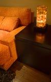 szczegółu pomarańcze kanapa Fotografia Stock