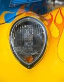 szczegółu samochodowy rocznik Fotografia Royalty Free
