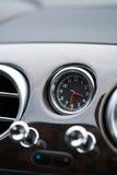 szczegółu samochodowy wnętrze Obrazy Stock