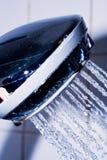szczegółu showerhead