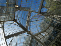 szczegółu szkła pałac Obrazy Stock