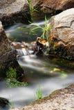 Szczegółu widok bieżąca woda zdjęcia royalty free