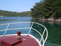 szczegóły łodzi Zdjęcia Stock
