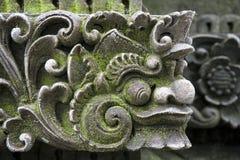 szczegóły świątyni Obrazy Royalty Free