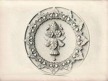 szczegóły dekoracyjny royalty ilustracja