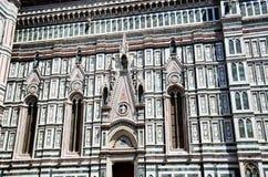 Szczegóły Florencja Włochy Zdjęcia Stock
