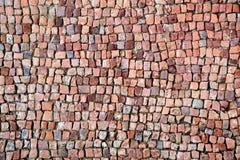 Szczegóły Gallo rzymska mozaika zdjęcie royalty free
