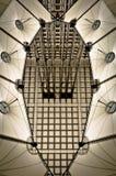 szczegóły nowoczesna architektura obrazy stock